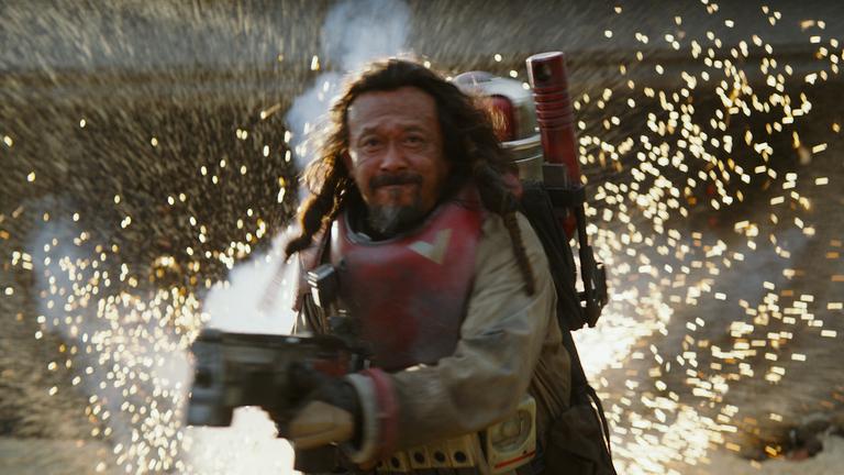 Rogue One: A Star Wars Story(Jiang Wen) Ph: Film Frame ©Lucasfilm LFL