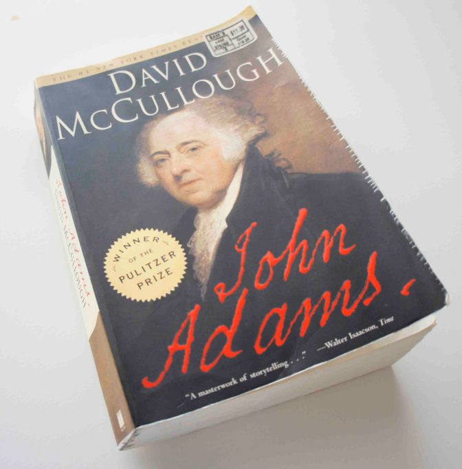John Adams: A Beautiful Historical Nonfiction