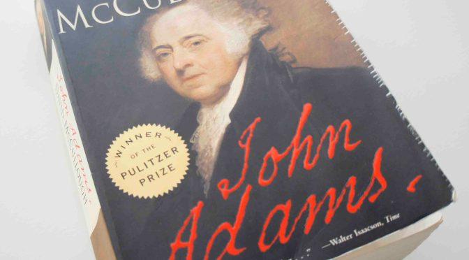 'John Adams': A Beautiful Historical Nonfiction