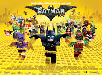 What I Think About The Lego Batman Movie