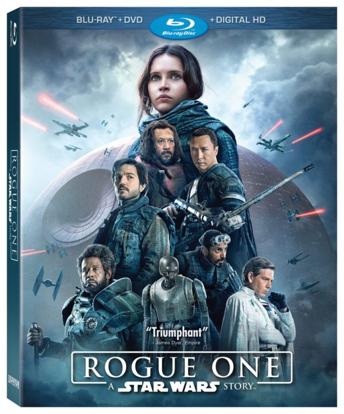 What I Think About the Bonus Features of Rogue One