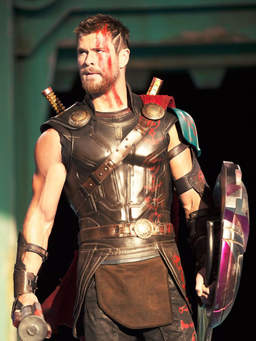 Here's A New Look At Thor