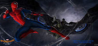 Spider Man Swings Into Action With A New Trailer