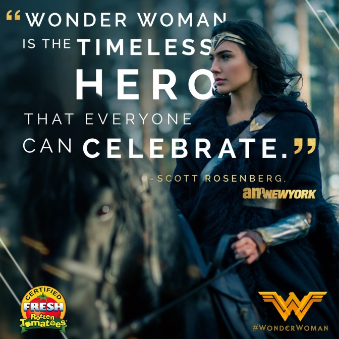 A Spoiler-Free Review of Wonder Woman