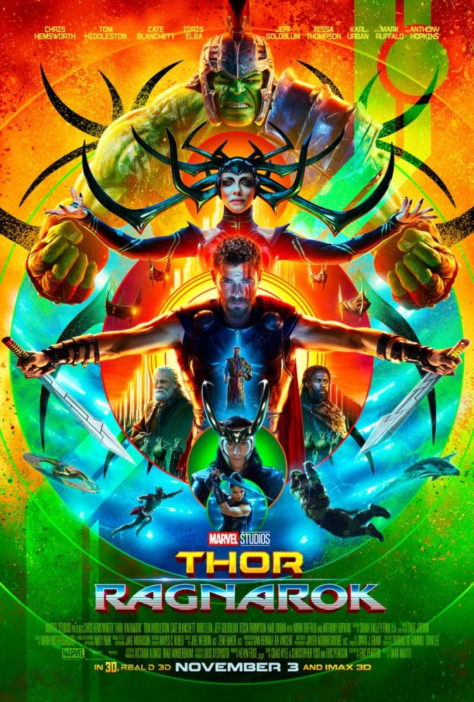 Thor: Ragnarok and Justice League Have New Trailers