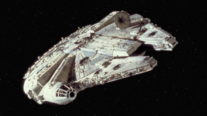 The Ten Coolest Vehicles in 'Star Wars'