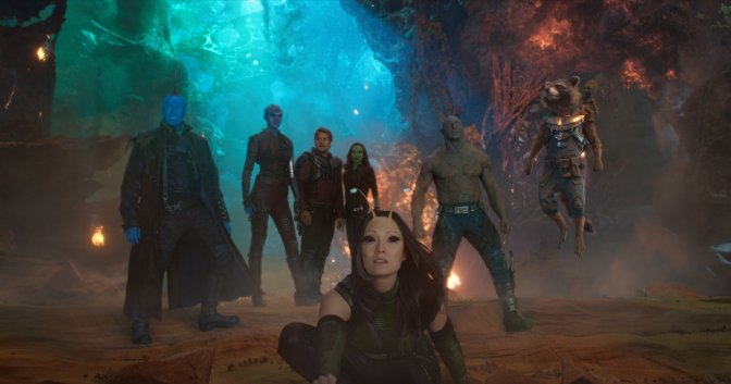 Where does Guardians of the Galaxy Vol. 2 Rank in the Marvel Cinematic Universe?