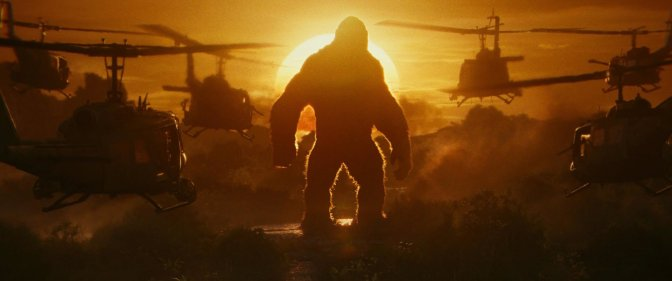 My Review of Kong: Skull Island