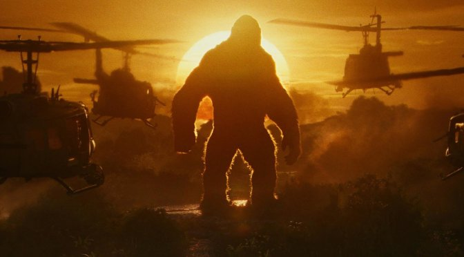 Movie Review Flashback: My Review of 'Kong: Skull Island'