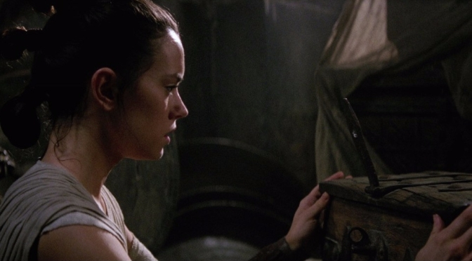 Throwback Friday: A Revelation About Rey