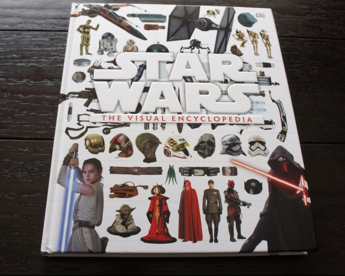 My Review of Star Wars: The Visual Encyclopedia