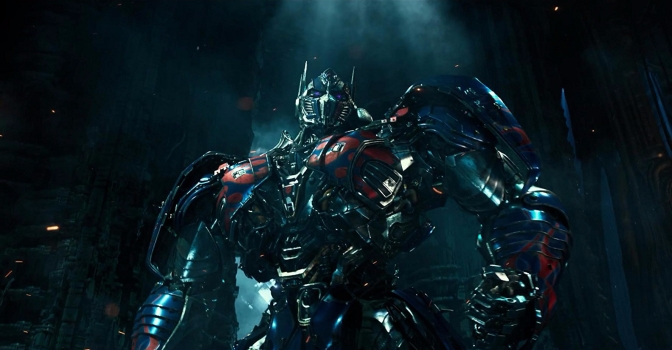 My Review of Transformers: The Last Knight