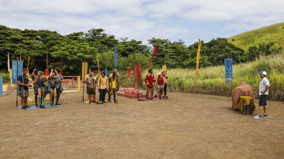 A Surprise Change of Tribes Makes Survivor Worth Watching Again