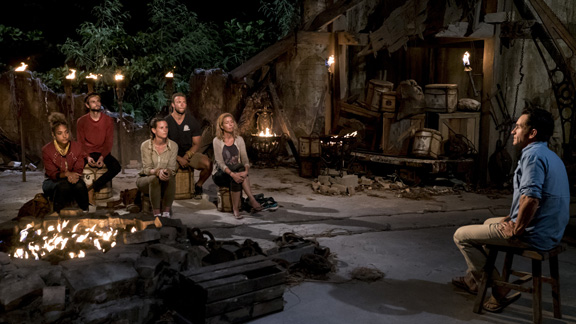 Survivor: Season 35 Gets Its First Blindside