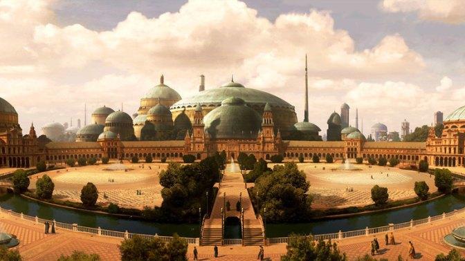 My Ten Favorite Planets in Star Wars