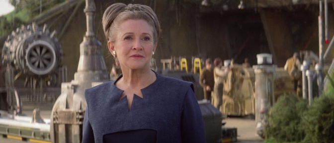 The Extraordinary Mothers of 'Star Wars'
