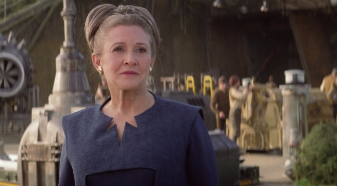 The Extraordinary Mothers of Star Wars