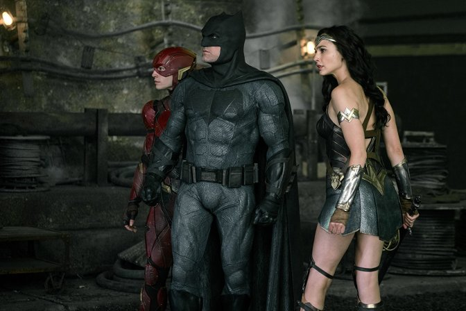 This New Justice League Trailer Screams Epic!