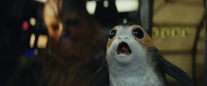 The Porgs Are Stealing Everybody's Hearts in the New Last Jedi Trailer