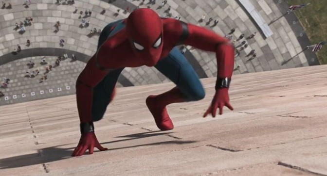My Review of Spider-Man: Homecoming