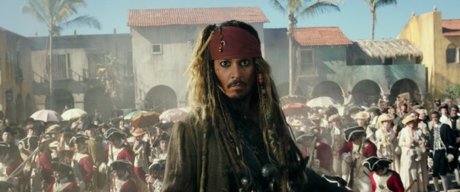 My Review of Pirates of the Caribbean: Dead Men Tell No Tales