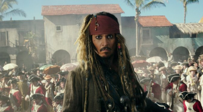 Movie Review Flashback: My Review of 'Pirates of the Caribbean: Dead Men Tell No Tales'