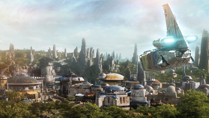 A New Planet Has Been Revealed on Star Tours!