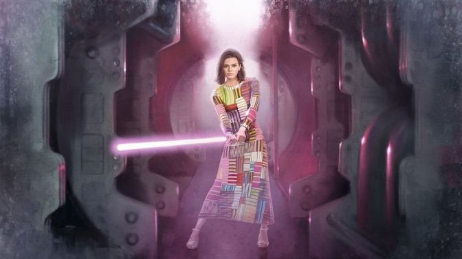 Dress Like A Fashionista With These New Star Wars Inspired Clothes