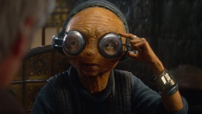 The Ten Coolest Aliens in Star Wars