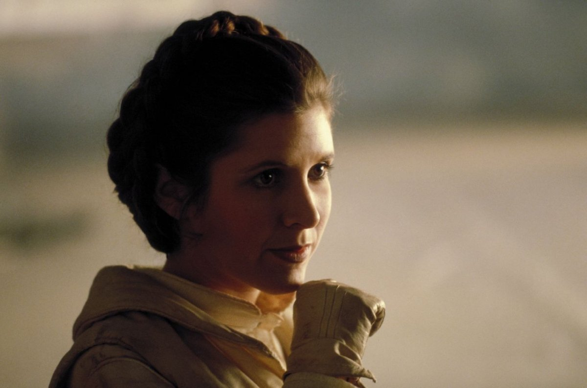 Princess Leia: How One Woman Created A Generation of Heroines in 'Star Wars'
