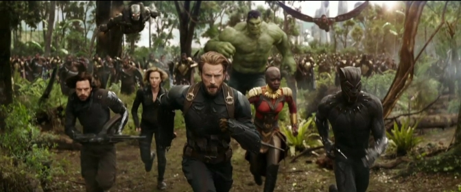 Is the 'Avengers: Infinity War' Trailer A Spoiler for the 'Black Panther' Movie?