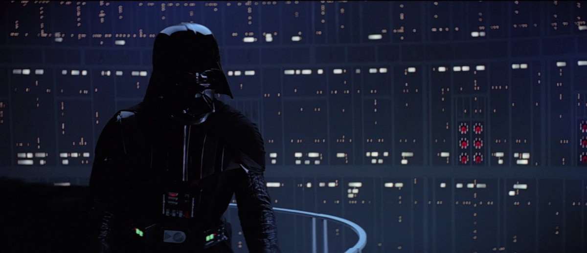 The Top Five Scenes in 'Star Wars'