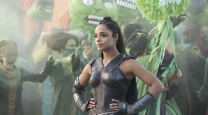 The Women of Thor: Ragnarok