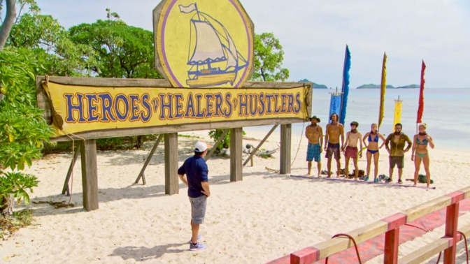 Season 35 of 'Survivor' Is Finally Getting Interesting