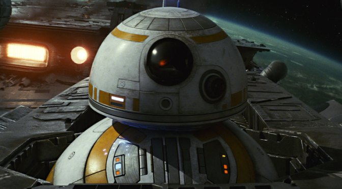 Was BB-8 Better in 'The Force Awakens' or 'The Last Jedi'?