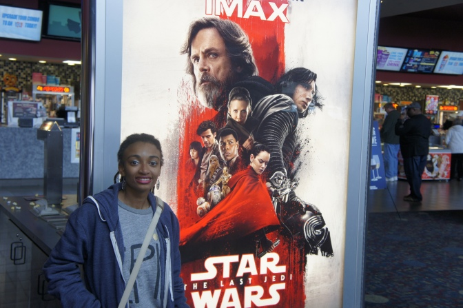 My Reaction to 'The Last Jedi'