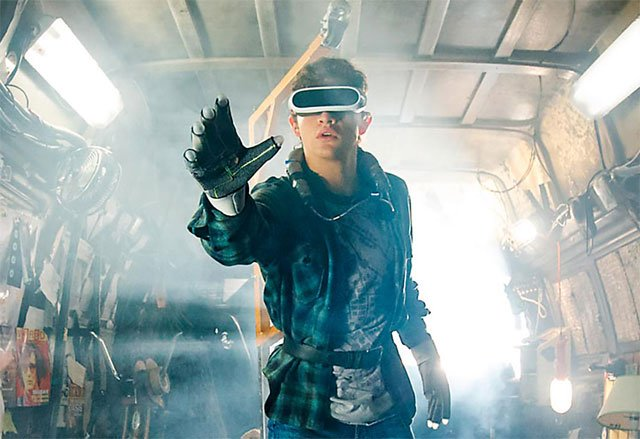 Have You Seen This New Movie, 'Ready Player One'?