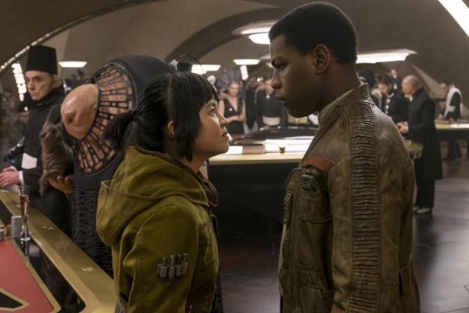 Is the Romance in 'The Last Jedi' Worthy?