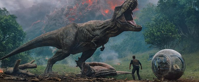My Opinion of the 'Jurassic World: Fallen Kingdom' Trailer