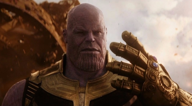 Movie Review Flashback: My Favorite Portion of the 'Avengers: Infinity War' Teaser Trailer