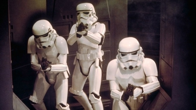 What's The Most Awesome Stormtrooper?