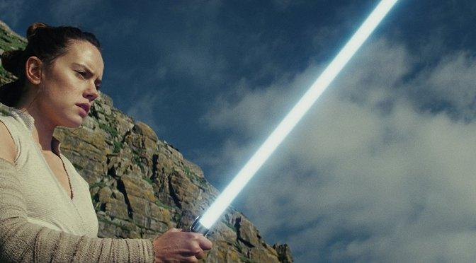 Wait a Minute…Luke's Lightsaber Is Gone!