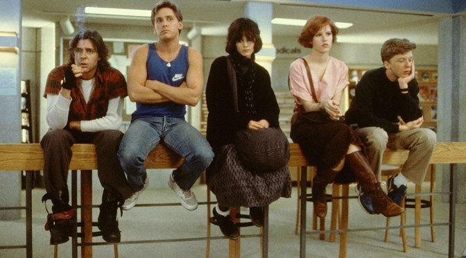 Movie Review Flashback: I've Finally Seen 'The Breakfast Club'!