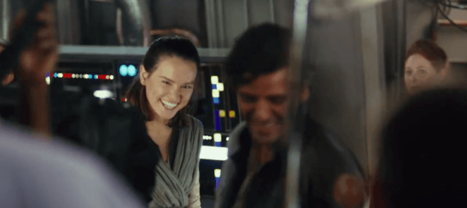 Throwback Friday: Should Rey and Poe Have A Romance in 'The Rise of Skywalker'?