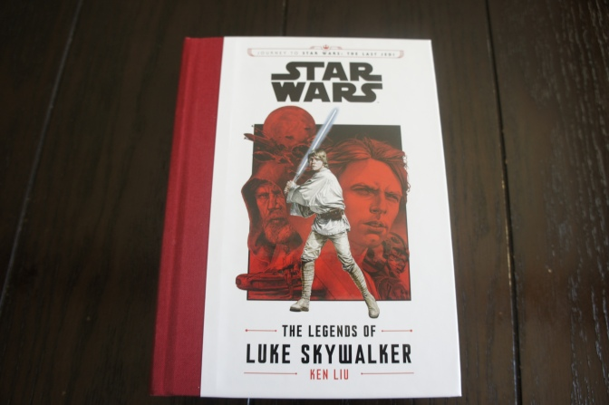 Throwback Saturday: My Review of 'The Legends of Luke Skywalker'