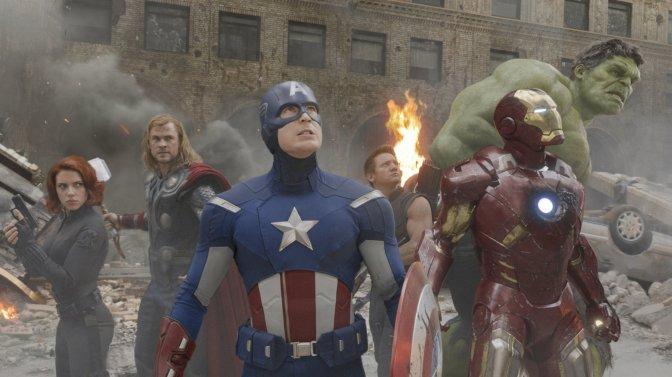 The Top Ten Scenes in Marvel