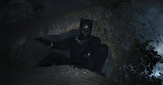 Throwback Friday: A Spoiler-Free Review of 'Black Panther'