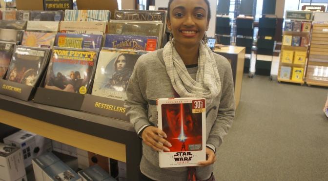 I've Got 'The Last Jedi' Novel!