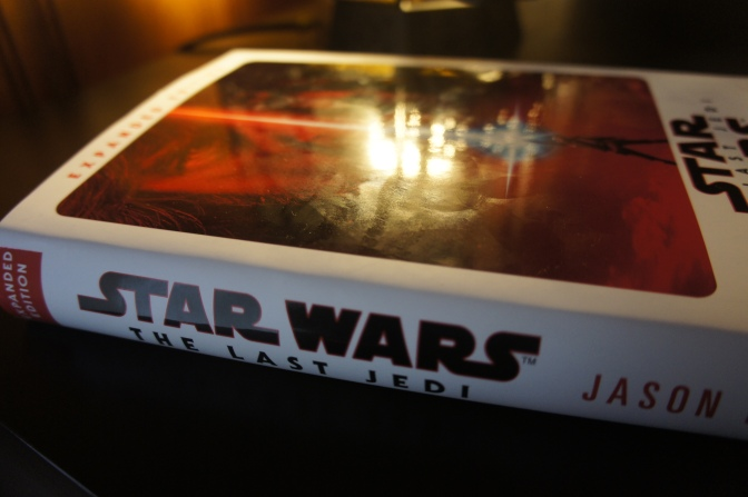 My Review of 'The Last Jedi' Novel