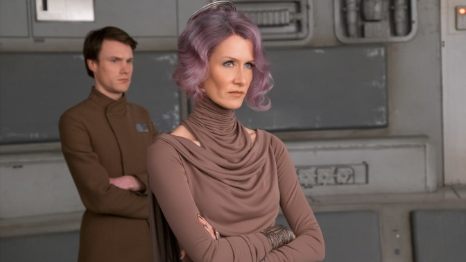 Admiral Holdo's Greatest Moments